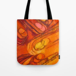Congestion Tote Bag