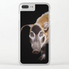 Da Vinci Clear iPhone Case