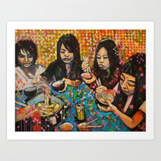 NABE Party  Art Print