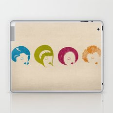 Punky Funky Laptop & iPad Skin