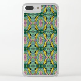 Swallowtails Clear iPhone Case