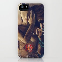 Inner Oracle iPhone Case