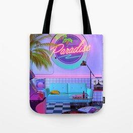 Paradise Wave Tote Bag