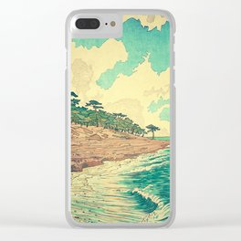 Arriving at Fenzhuo Clear iPhone Case