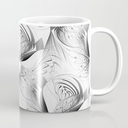 seamless flamepattern -2- Coffee Mug