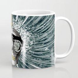 Skull Storm Coffee Mug