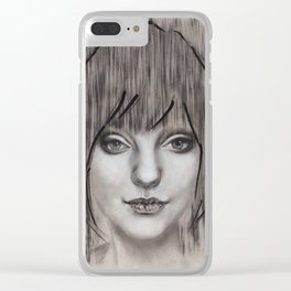 "Art Series ""Philosopher Kings I"" SIF & HER HAIR I Clear iPhone Case"