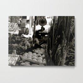 Palermo Metal Print