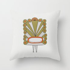 Viracocha Throw Pillow