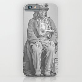 Amercian Man iPhone Case