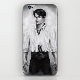 Kol Wilder iPhone Skin