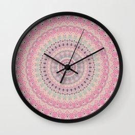 Mandala 564 Wall Clock