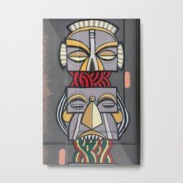 Totem Metal Print