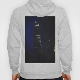 Night scape London Style Hoody
