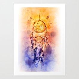 Dreamcather Art Print