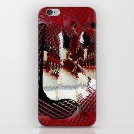 Red Windows iPhone Skin