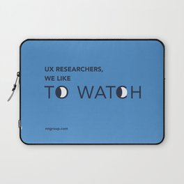 UX Researchers Laptop Sleeve