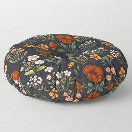Wild Flowers ~ vol1. Floor Pillow