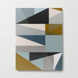 Modern and abstract V Metal Print