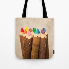 Color Me Free I Tote Bag