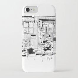 tokyo drinker iPhone Case