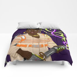 Patty Tolan, Ghostbuster Comforters