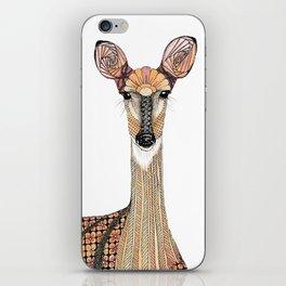 Deer Totem iPhone Skin