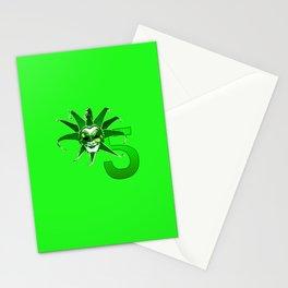 Joker No.5 Stationery Cards