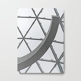 Dali Absrtact Metal Print