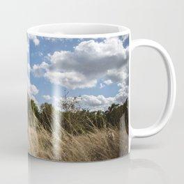 Fields of Tan, Trees of Green Coffee Mug