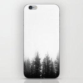 Forest Minimalist iPhone Skin