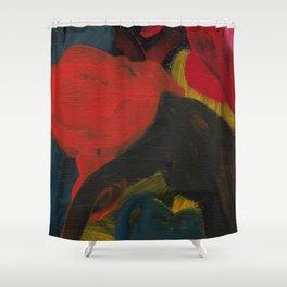 Petrichor Shower Curtain