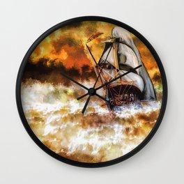 Digital Painting 05 Wall Clock
