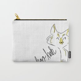 Dirty Dishes Rated G-- Cat Carry-All Pouch