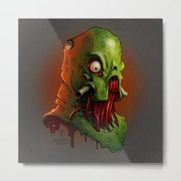 Monster 01 Metal Print