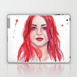 Frances Bean Cobain Laptop & iPad Skin