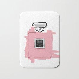 Pink perfume #6 Bath Mat