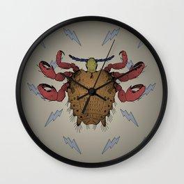 Bio-Recursion Wall Clock