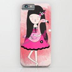 Flavia and Flamingo Slim Case iPhone 6s