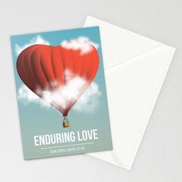 Enduring Love - Alternative Movie Poster Stationery Cards