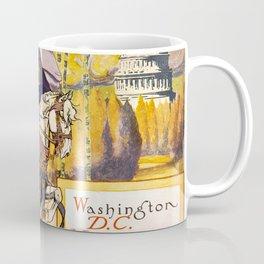 Women's March On Washington, Votes For Women, Women's Suffrage Coffee Mug
