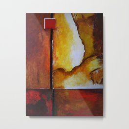 Abstract Composition 46 Metal Print