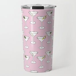 Vintage Martinis Travel Mug