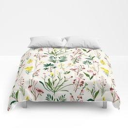 WILDFLOWER STUDY Comforters