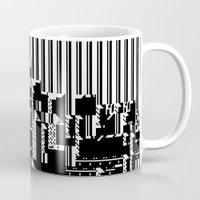 akira Mugs featuring Akira (J)-7 (2011) by Max Capacity
