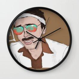 Rocko Grady Wall Clock