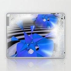 Les fleurs de la mathématique -7- Laptop & iPad Skin