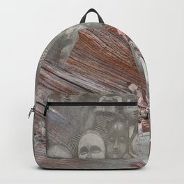 Sacred maidens Backpack