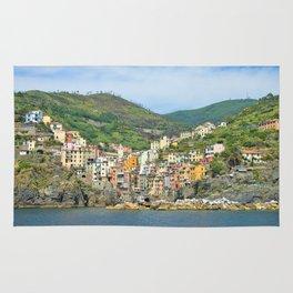 Cinque Terre Italy Rug