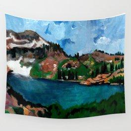 Cecret Lake. Utah. Wall Tapestry